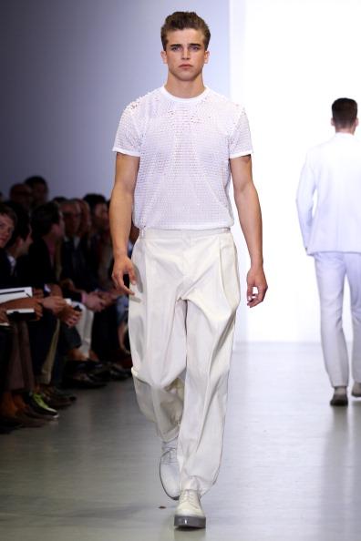 Calvin Klein на Міланському тижні моди. Фото: Vittorio Zunino Celotto / Getty Images