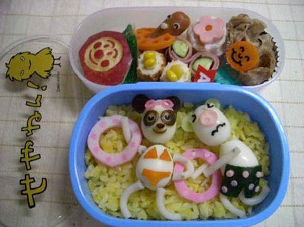 Все це зроблено з рису. Фото з epochtimes.com