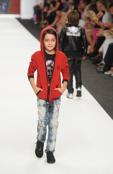 Стильная детская одежда. Фото: Pier Marco Tacca/Getty Images