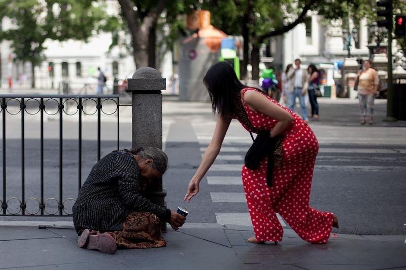 Мадрид, Испания, 9 июня. Испания продолжает бороться с разрастающимся экономическим кризисом. Фото: Pablo Blazquez Dominguez/Getty Images