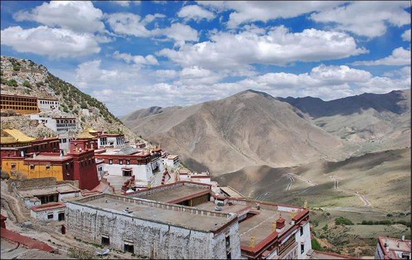 Тайны Тибета. Фото: spasi-i-sohrani.com
