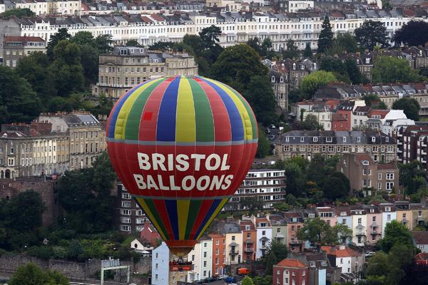 Фестиваль повітряних куль. Фото: Matt Cardy / Getty Images