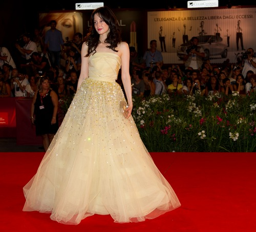 Актриса Андреа Райзборо (Andrea Riseborough). Фото: Ian Gavan/Getty Images