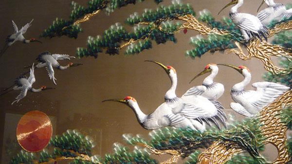 Гуандунская вышивка. Фото: vantan.org