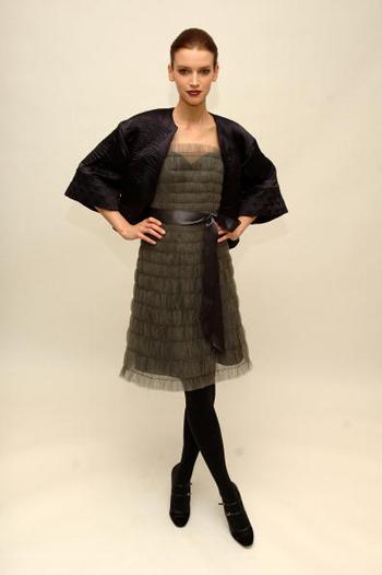 Колекція одягу від нью-йоркського дизайнера Кароліни Еррери (Carolina Herrera). Фото: Andrew H. Walker/Getty Images