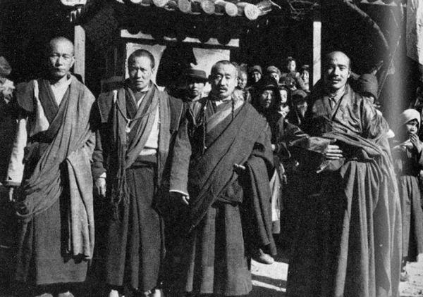 Провінція Юньнань 40-х рр. Фото з aboluowang.com