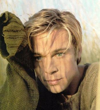 У 1995 р. Бред Пітт був включений журналом Empire в список 25 найсексуальніших зірок в історії кіно. Фото: kinopoisk.ru