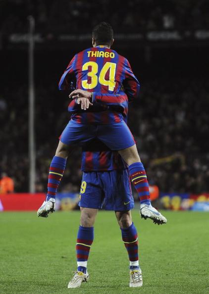 Барселона - Расінг Фото:Denis Doyle /Getty Images Sport