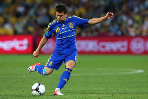 Англия — Украина Фото: Laurence Griffiths, Christopher Lee /Getty Images Sport