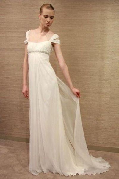 Весільні сукні від Monique Lhuillier. Фото: Will Ragozzino/Getty Images