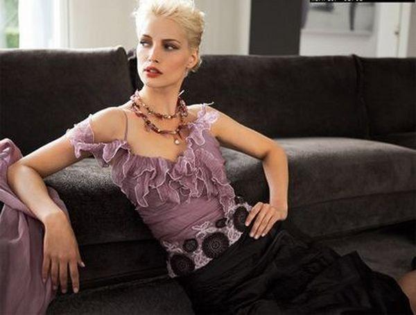 Колекції жіночого одягу linea Raffaelli. Фото з efu.com.cn