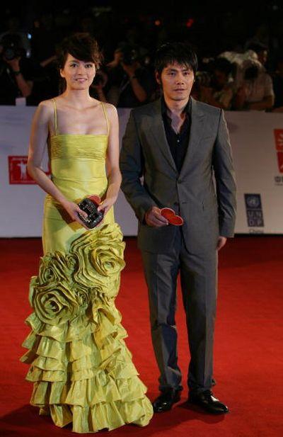 Йюнцй Лян і Бін Шао. Фото: Getty Images