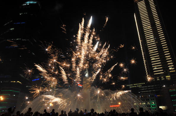 Джакарта, Індонезія. Фото: ADEK BERRY / AFP / Getty Images