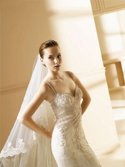 Весільні сукні laSposa 2008. Фото з efu.com.cn