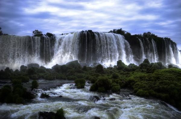Найбільший водоспад світу — Ігуасу