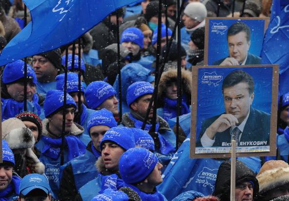 У Партії регіонів визначили перші шість претендентів на парламентські вибори