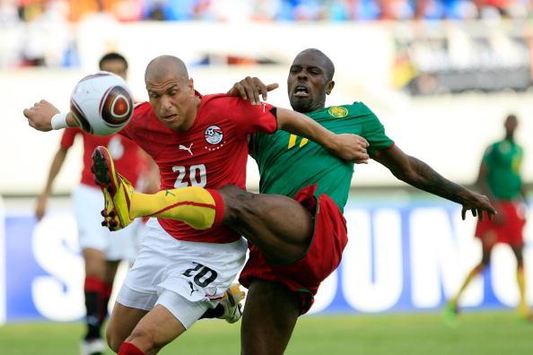 Єгипет - Камерун фото:KHALED DESOUKI /Getty Images Sport
