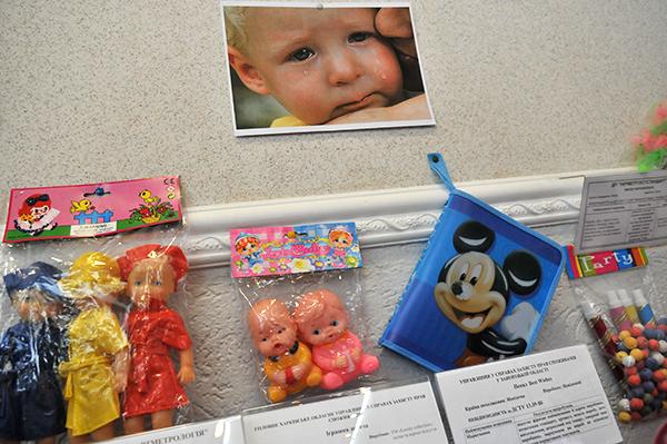 Шкідливі дитячі іграшки. Фото: Володимир Бородін / The Epoch Times Україна