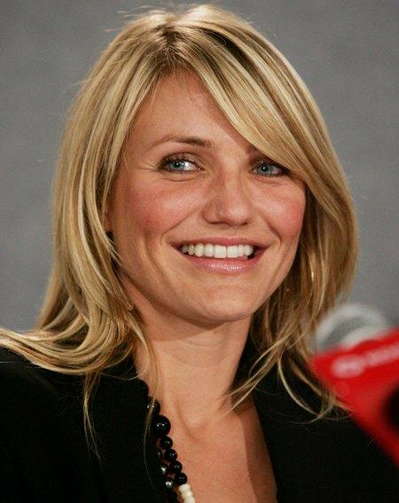 Акторка Камерон Діас на прес-конференції для фільму «Подалі від тебе» на Міжнародному кінофестивалі в Торонто 14 вересня 2005 року. Фото: Evan Agostini/Getty Images