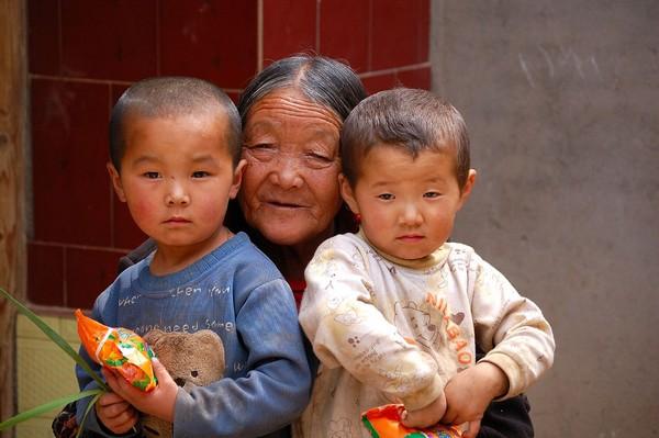 Провинция Цинхай. Фото: sunpengww