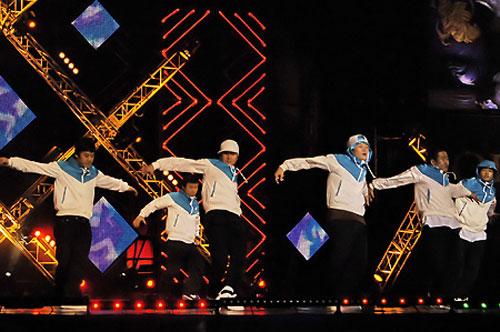 'Dridters'. Чемпіони світу по брейк-дансу (Корея). Фото: Вікторія Тюріна/Велика Епоха