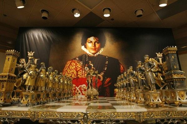 Аукціон особистих речей Майкла Джексона. Фото: AFP