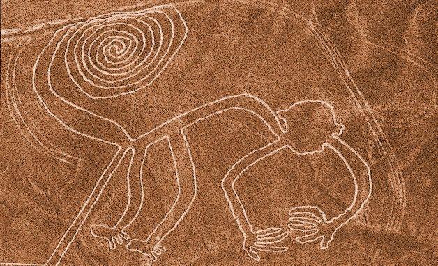 Мавпа. Фото користувача tania-controldeproduccion на blogspot.com