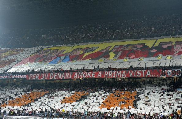 «Милан» - «Интер» Фото: Claudio Villa, Dino Panato /Getty Images Sport