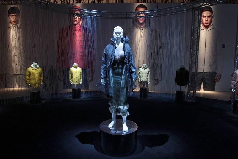 Флоренция, Италия, 19 июня. Во Флоренции проводится выставка, посвящённая 30-летнему юбилею бренда мира моды Stone Island. Фото: Vittorio Zunino Celotto/Getty Images