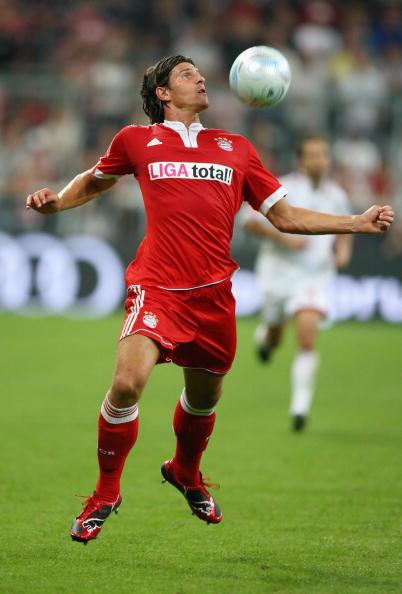 Маріо Гомес (Баварія – Мілан). Фото: Miguel Villagran Johannes Simon/Getty Images