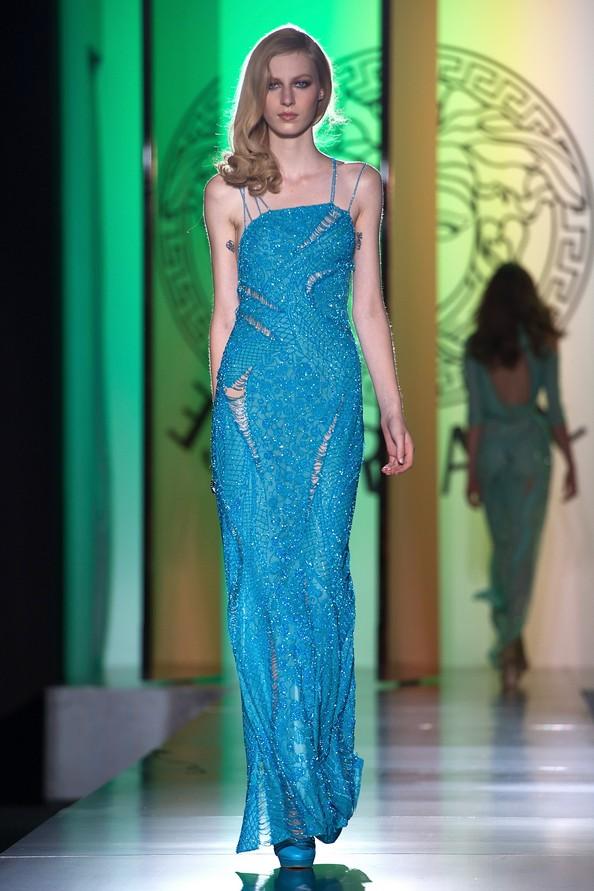Итальянский модный дом Versace. Фото: Pascal Le Segretain/Getty Images