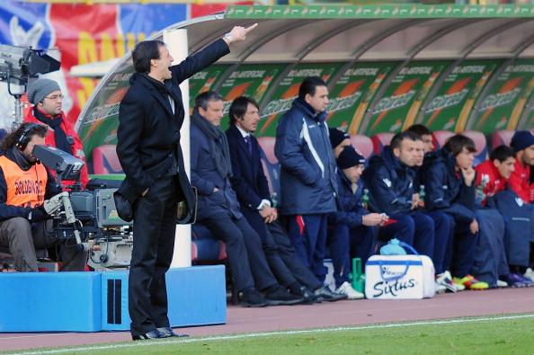 'Болонья' - 'Милан' Фото: Getty Images Sport