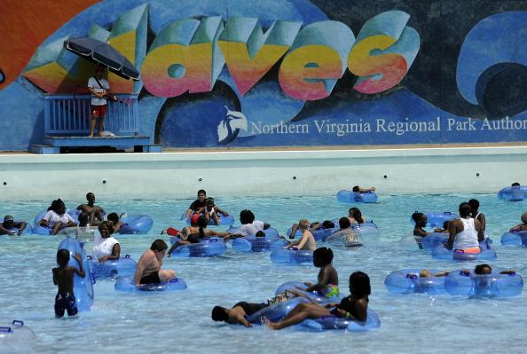 На східне узбережжя США прийшла сильна спека. Фото: JEWEL SAMAD/AFP/Getty Images