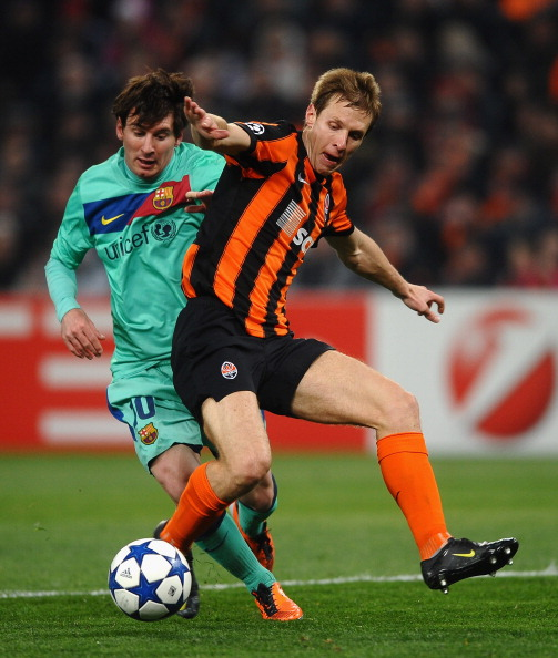 'Шахтар' - 'Барселона' Фото: Laurence Griffiths, LLUIS GENE /Getty Images Sport