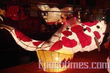 Виставки ліхтарів та інші заходи, пов'язані зі святом Юаньсяо. Фото: Лін Сюйся/Велика Епоха