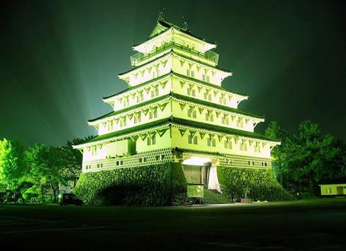 Храм в Японії.