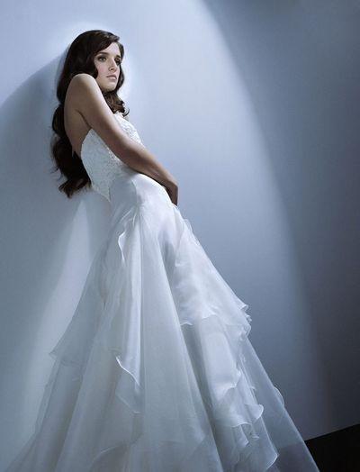 Романтические свадебные платья jesuspeiro 2008/фото с efu.com.cn