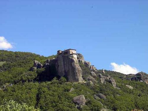 Монастирі Метеори в Греції. Фото: poedem.ru