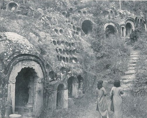 Пещеры. Фото с aboluowang.com