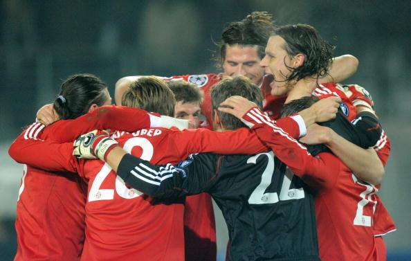 'Ювентус' - 'Баварія' фото:Vladimir Rys,DAMIEN MEYER /Getty Images Sport
