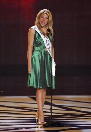 Мисс Нью Джерси. Georgine DiMaria в отборочном туре. Фото:Georgine DiMaria