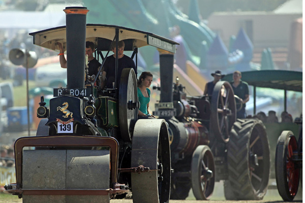 Виставка парових машин. Фото: Matt Cardy / Getty Images