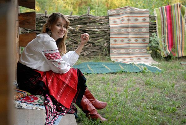 В Киеве открылся центр украинской этнокультуры — казацкий поселок «Мамаева слобода». Фото: Владимир Бородин/The Epoch Times