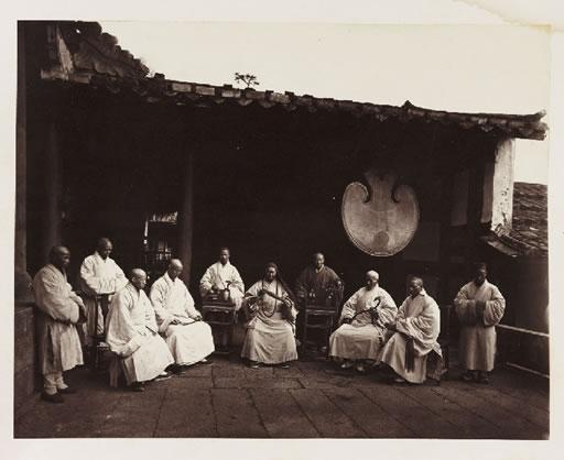 Місто Фучжоу за часів китайської династії Цін. Фото: Теодор Джонс