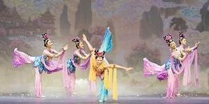 Танець 'Небесних дів'. Фото: Велика Епоха