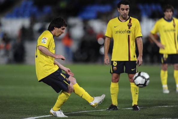 'Альмерія' - 'Барселона' фото:Denis Doyle /Getty Images Sport