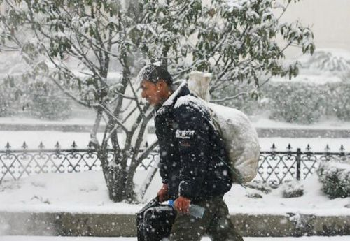 1 лютого. Місто Ухань. Фото: China Photos/Getty Images