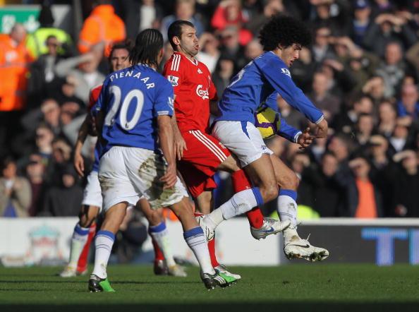 Ліверпуль - Евертон фото: Hamish Blair,Laurence Griffiths /Getty Images Sport