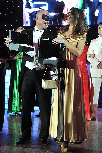 Краща танцювальна пара 'Карнавалії'. Фото: Володимир Бородін/The Epoch Times Україна