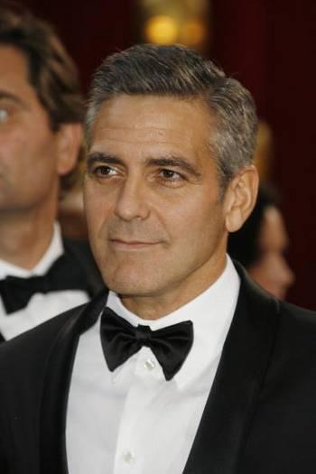 Актер Джордж Клуни (George Clooney) посетил церемонию вручения Премии 'Оскар' в Голливуде Фото: Vince Bucci/Getty Images